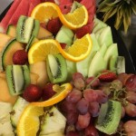 Healthy fruit platters from Churchill Court Corporate Catering